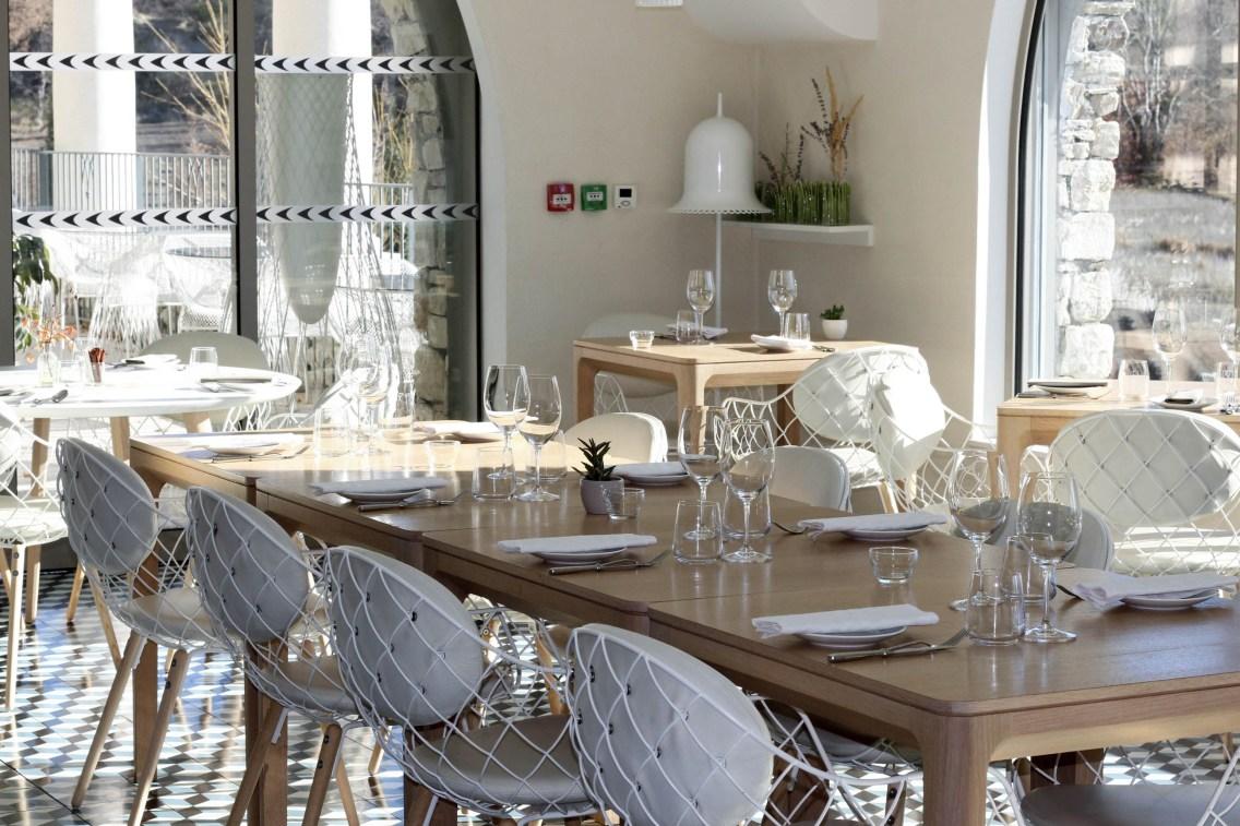 robe noire couvent des minimes restaurant bistronomique mademoiselle e