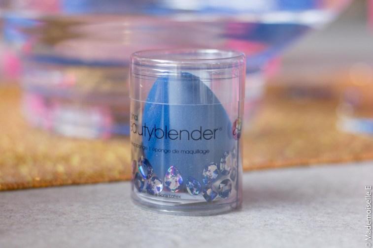 nouveautes beautyblender 2018 couleur saphir mademoiselle-e