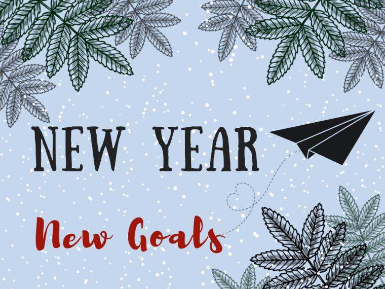 Nouvelle année, nouveaux objectifs 2019