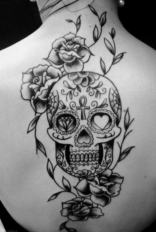 tatouages301 tatouage mexicain signification. Black Bedroom Furniture Sets. Home Design Ideas