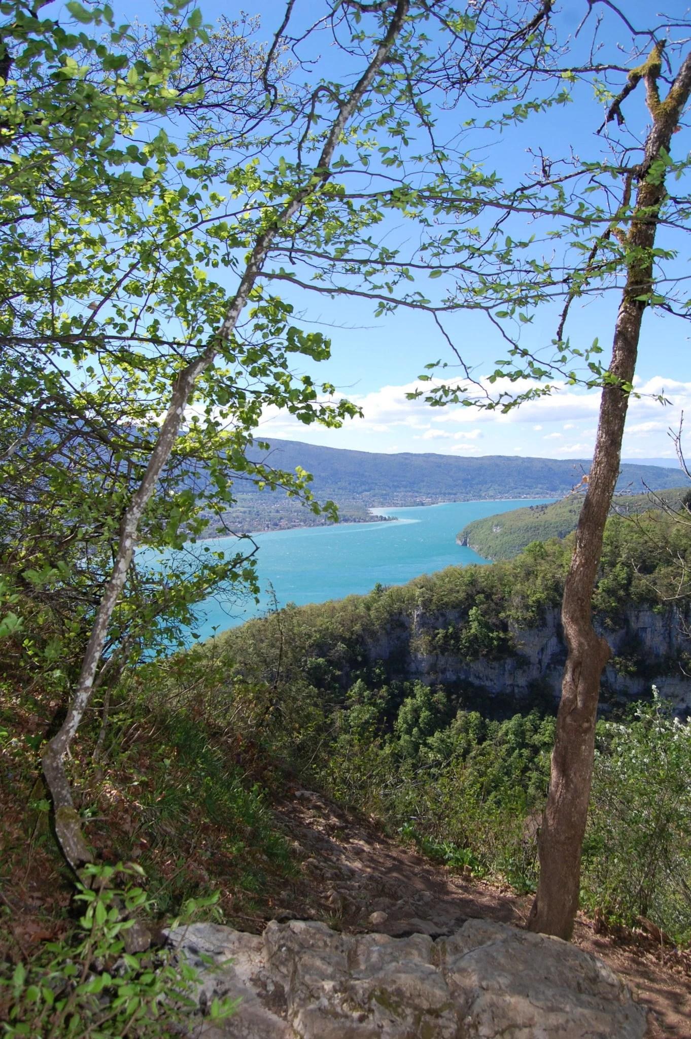 Balade autour du lac d'Annecy