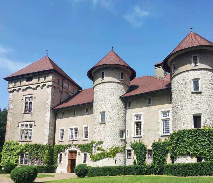 Séjour d'exception au Château de Thorens