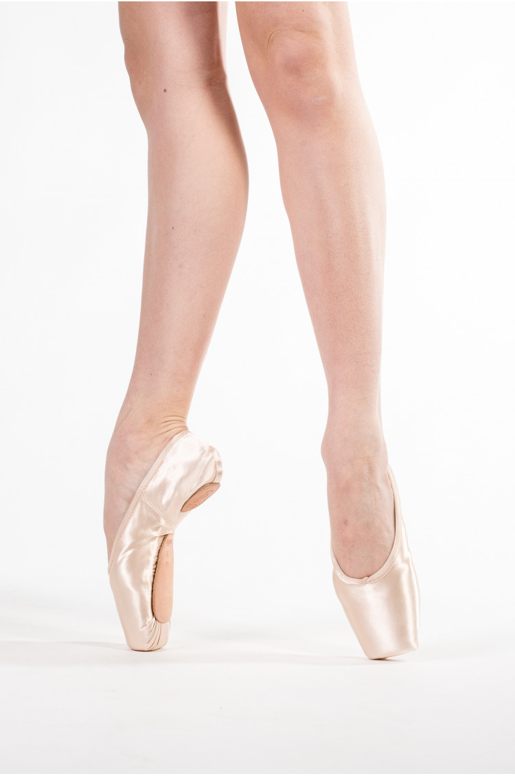 Dance Pointe Shoes Superlative Bloch  Mademoiselle Danse