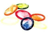 préservatif nervuré