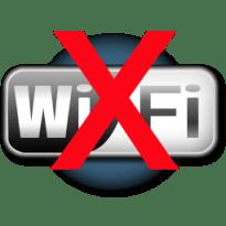 pas de wifi à l etranger