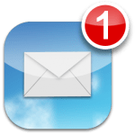icone ios mail