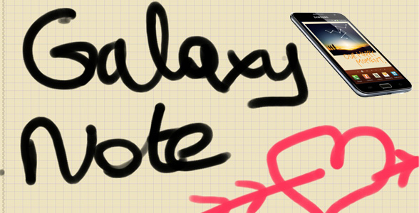 [Test] Ma vie avec le Galaxy Note