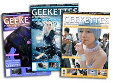 magazine geekette