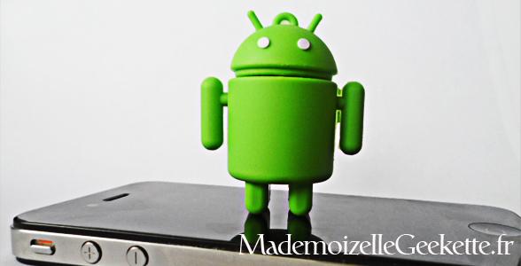Mon top 5 du moment des applis Android