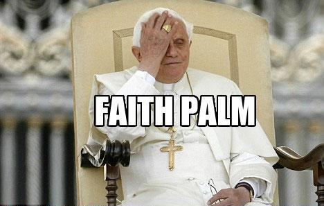Faith palm