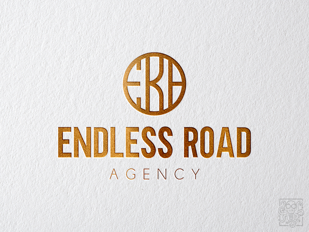 logo endless road agency