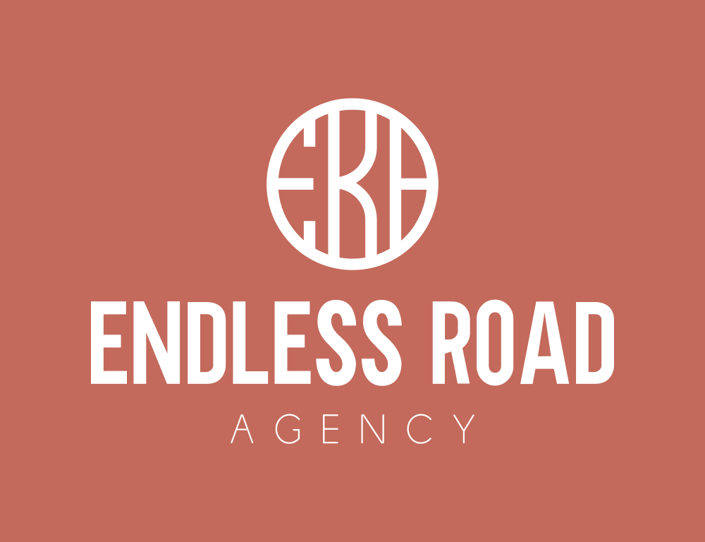 identité visuelle endless road agency