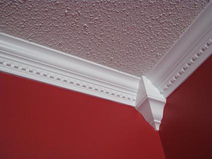 Corner Molding Blocks