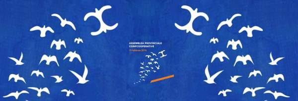 Logo e immagine coordinata per ConfCooperative