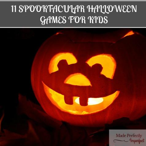 11 spooktacular halloween games