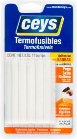 Cola termofusible en barras