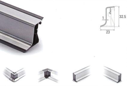 Copete de Aluminio