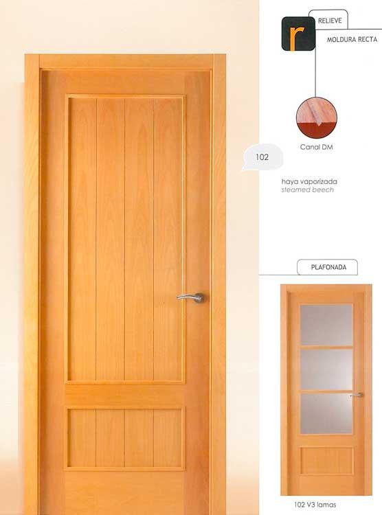 Puerta Modelo 102