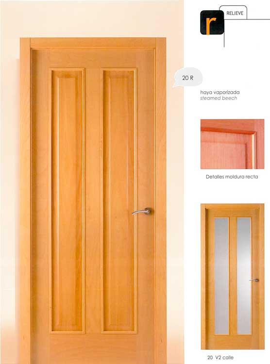 Puerta Modelo 20R
