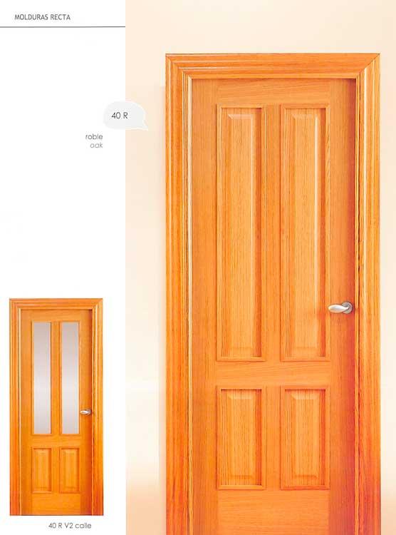 Puerta Modelo 40 R