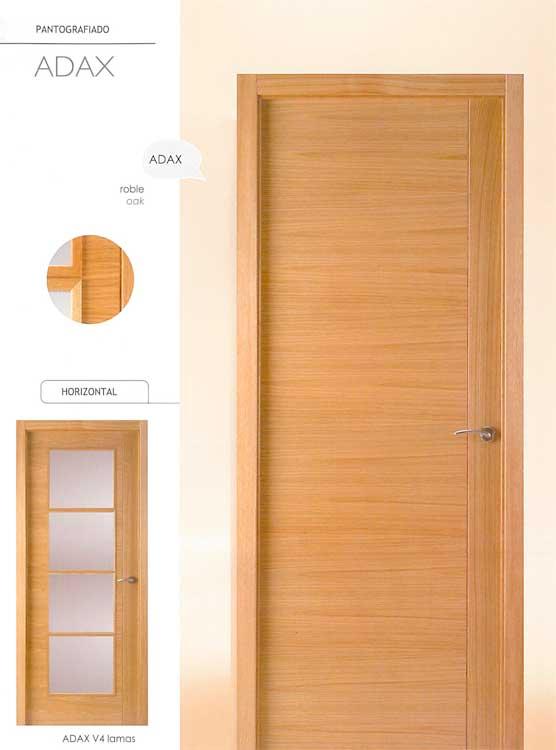 Puerta Modelo Adax