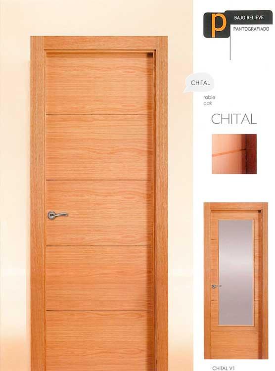 Puerta Modelo Chital