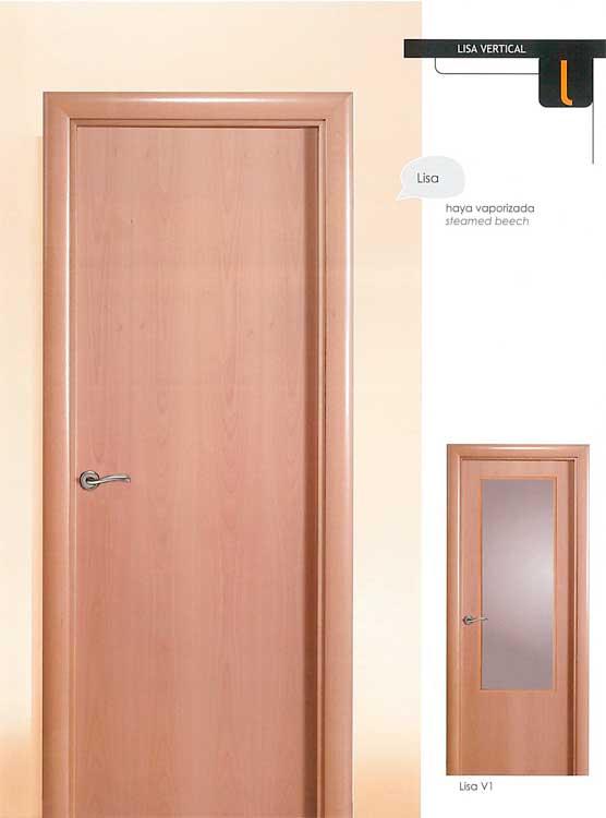 Puerta Modelo Liso