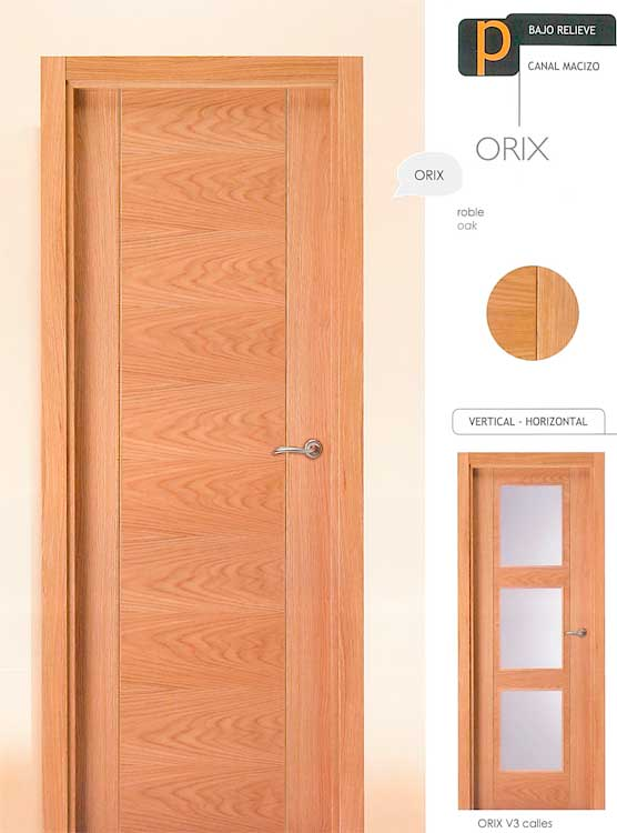 Puerta Modelo Orix