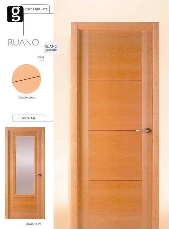 Puerta Modelo Ruano