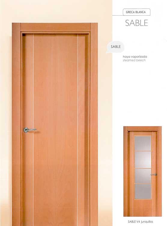 Puerta Modelo Sable