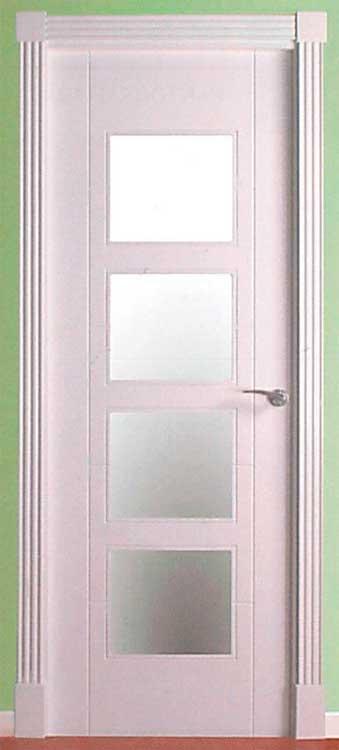 Puerta Lacada Modelo 2LP V4C