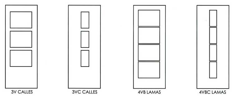 Modelos Puertas Vidrieras 3