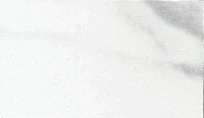 Encimera Modelo Mármol Blanco