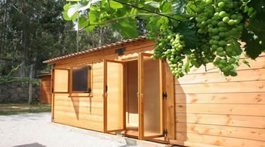 Casas de madera  Bungalows  Cabaas