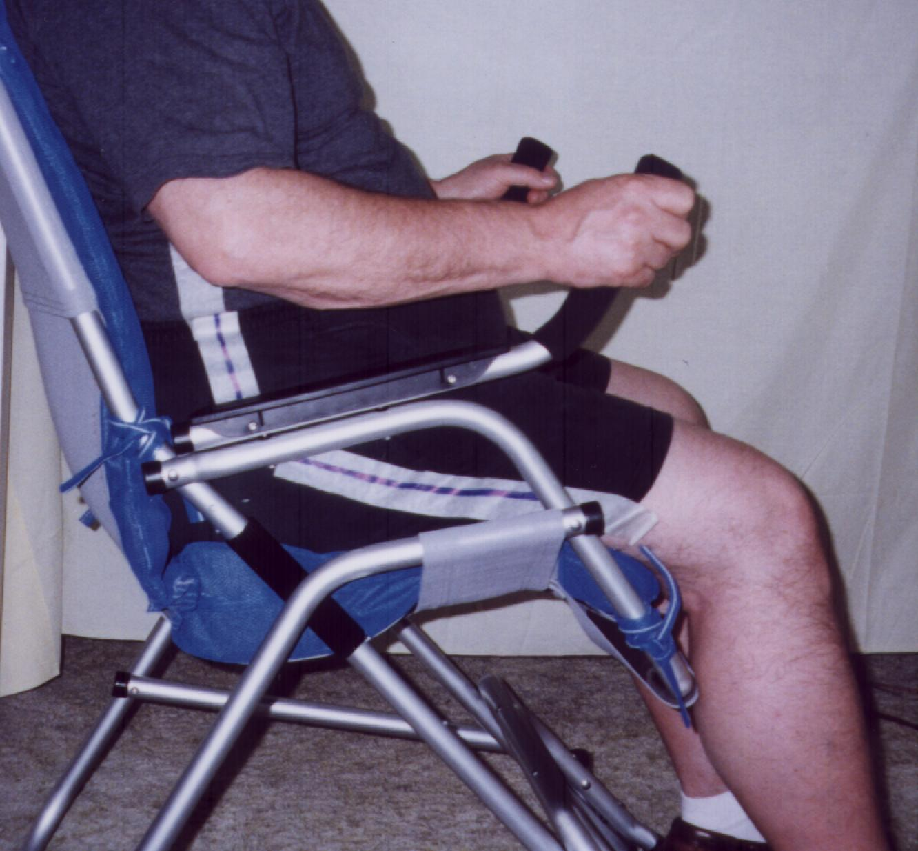hip surgery chair little girl chairs the made rite rocker quot perfect seating system for total