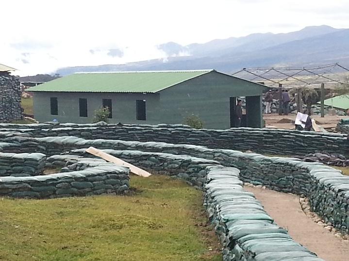 Casas prefabricadas Campamentos prefabricados Casetas