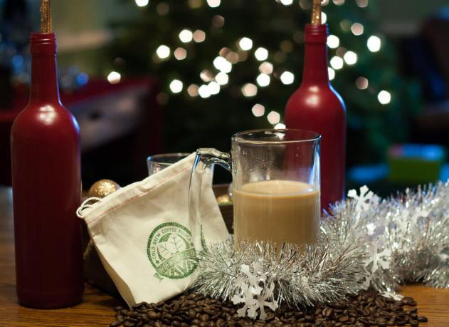 Give the gift of Madesco Code Blue Coffee