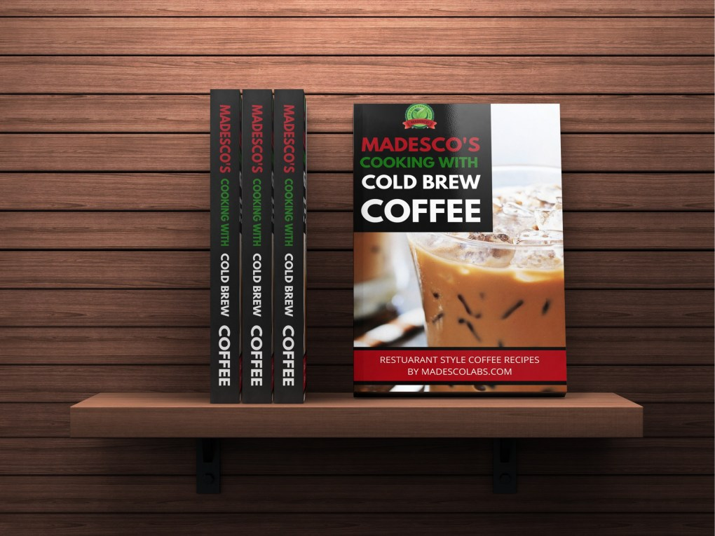 Cold brew coffee cooking recipes