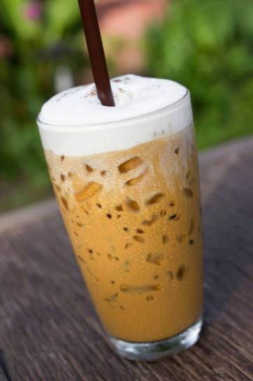 Paleo Mocha Frappe with Cold Brew Coffee 2