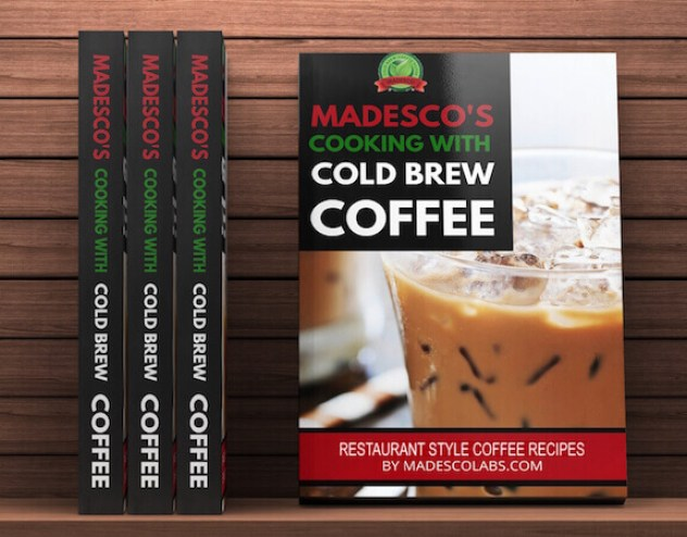 Madesco's Cooking with Cold Brew Coffee
