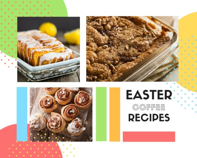 Easter Coffee Recipes