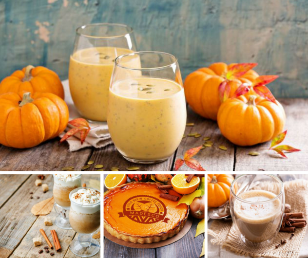 Pumpkin Coffee Recipes