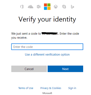 how to set administration password windows 10