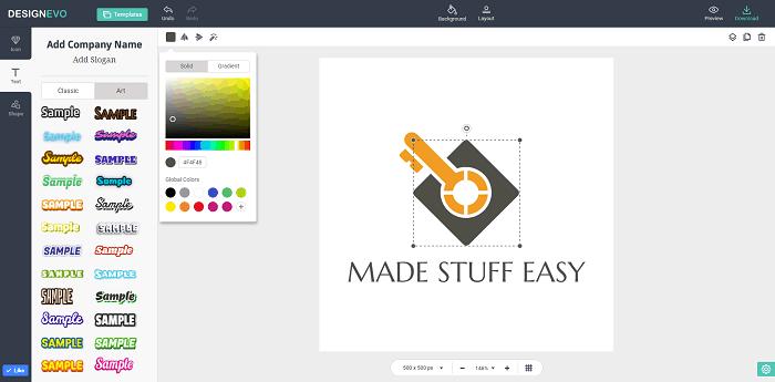 made stuff easy logo