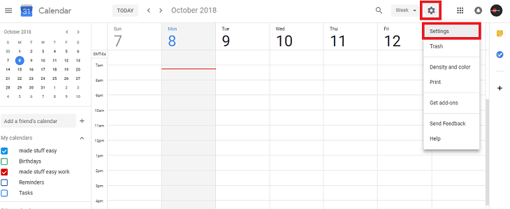 How to Sync Gmail Calendar with Outlook