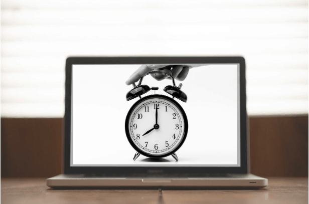 set alarm clock on mac