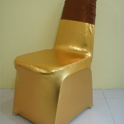 Banquet Chair Covers Malaysia Peg Perego Cover Madetill Event Management Serving Dome Spandex Gold Price Rm 4 00