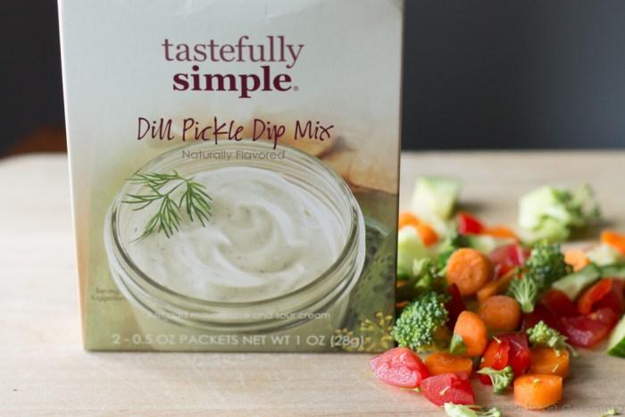 Veggie Dill Pizza: recipe found at madetobeamomma.com