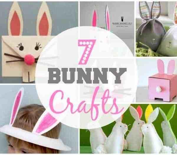 7 Bunny Crafts