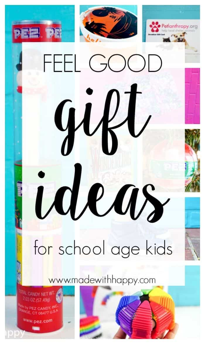 Gift ideas for school age kids